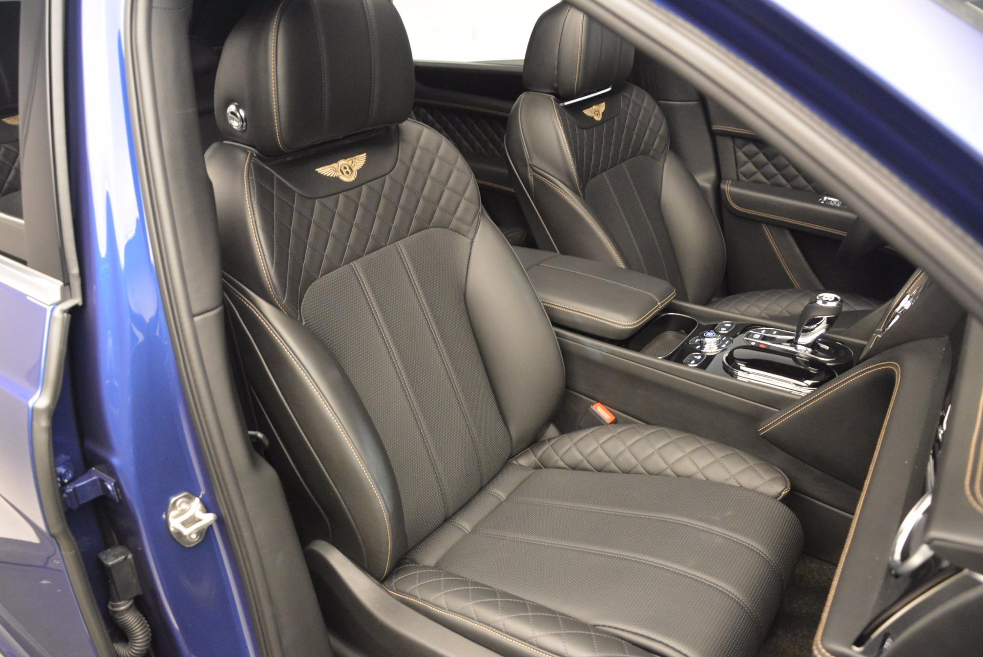 New 2017 Bentley Bentayga  For Sale In Westport, CT 1198_p40