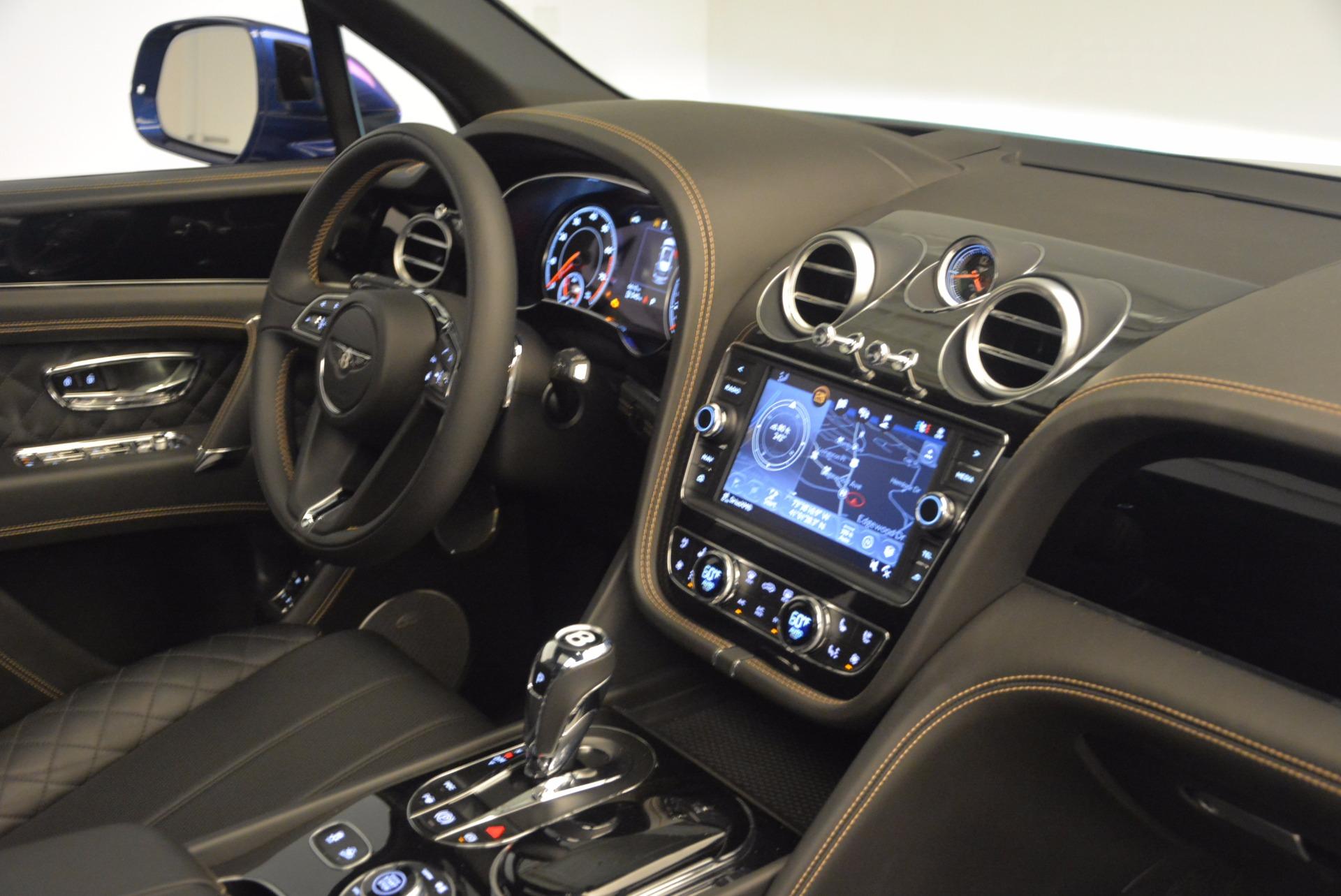 New 2017 Bentley Bentayga  For Sale In Westport, CT 1198_p41