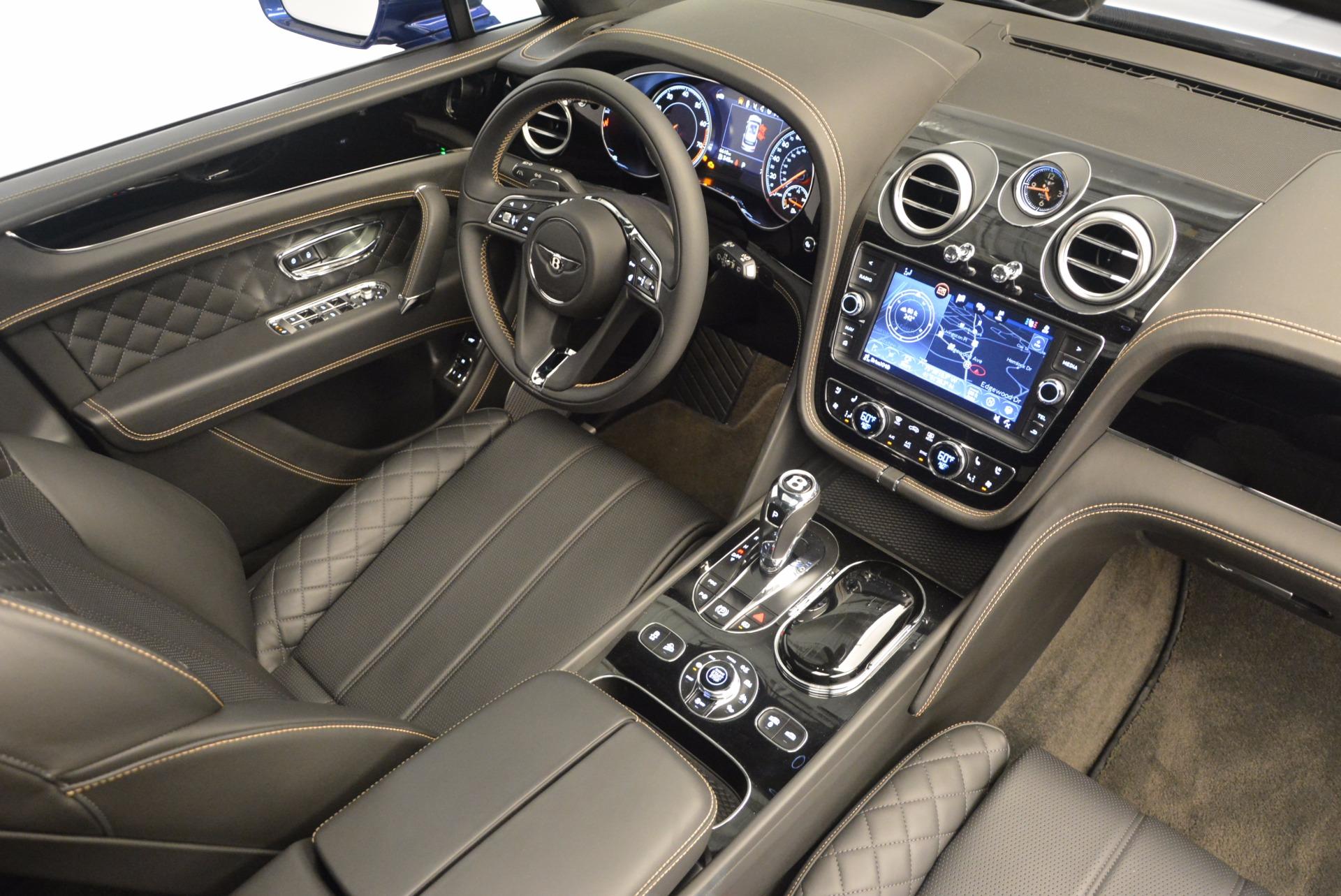 New 2017 Bentley Bentayga  For Sale In Westport, CT 1198_p42