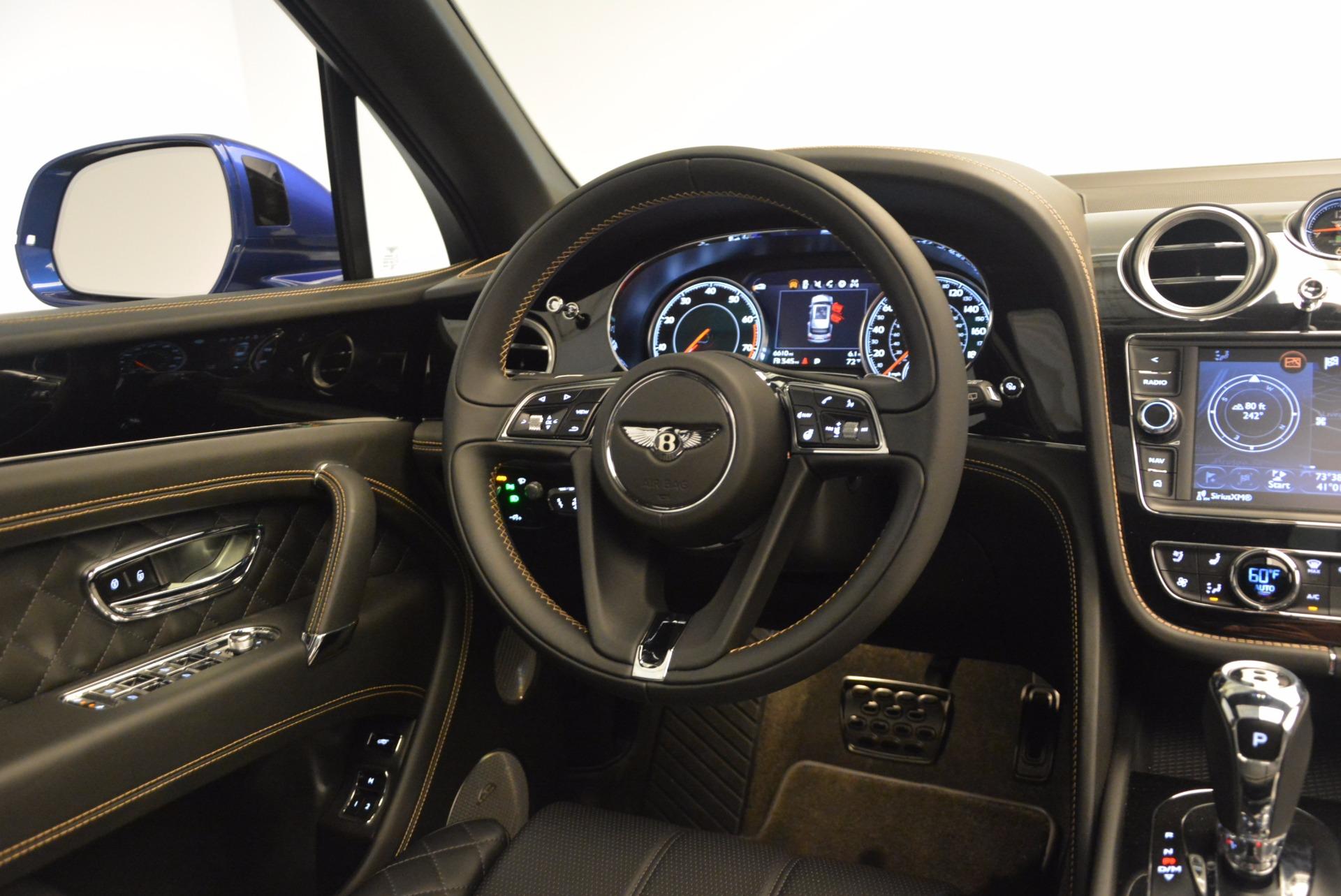 New 2017 Bentley Bentayga  For Sale In Westport, CT 1198_p44
