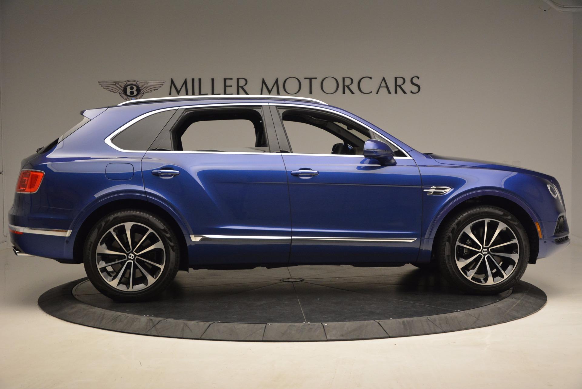 New 2017 Bentley Bentayga  For Sale In Westport, CT 1198_p9