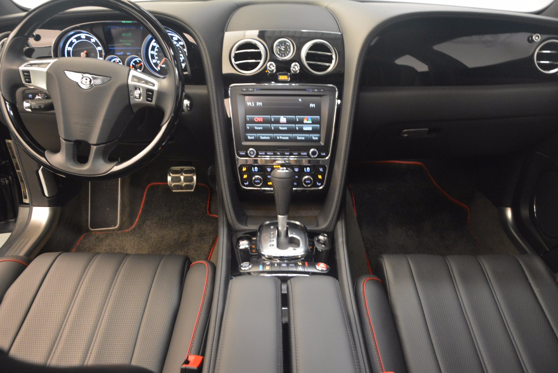 Used 2015 Bentley Flying Spur V8 For Sale In Westport, CT 1199_p26
