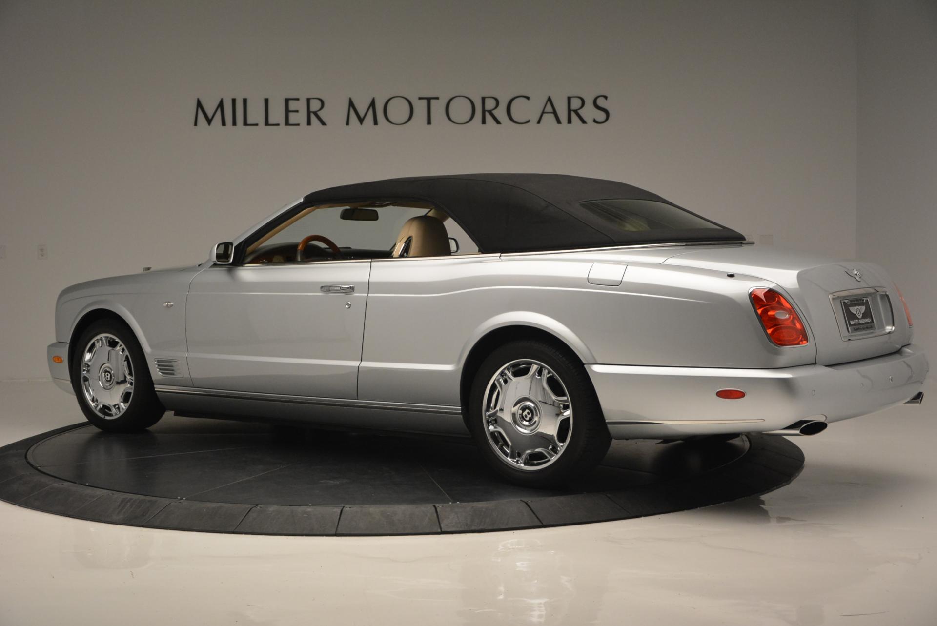 Used 2008 Bentley Azure  For Sale In Westport, CT 12_p20