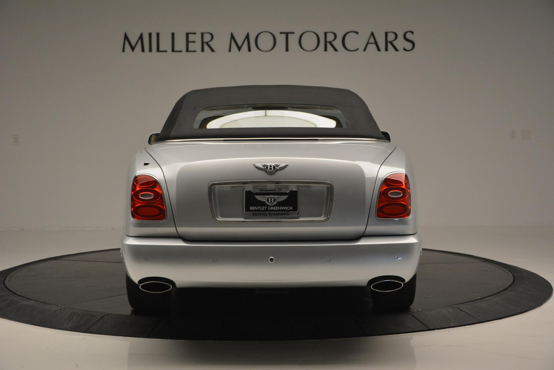 Used 2008 Bentley Azure  For Sale In Westport, CT 12_p22