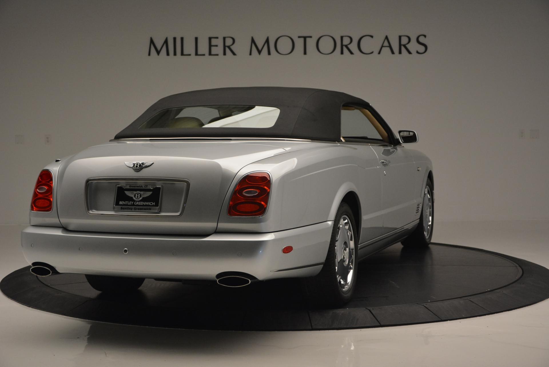 Used 2008 Bentley Azure  For Sale In Westport, CT 12_p23