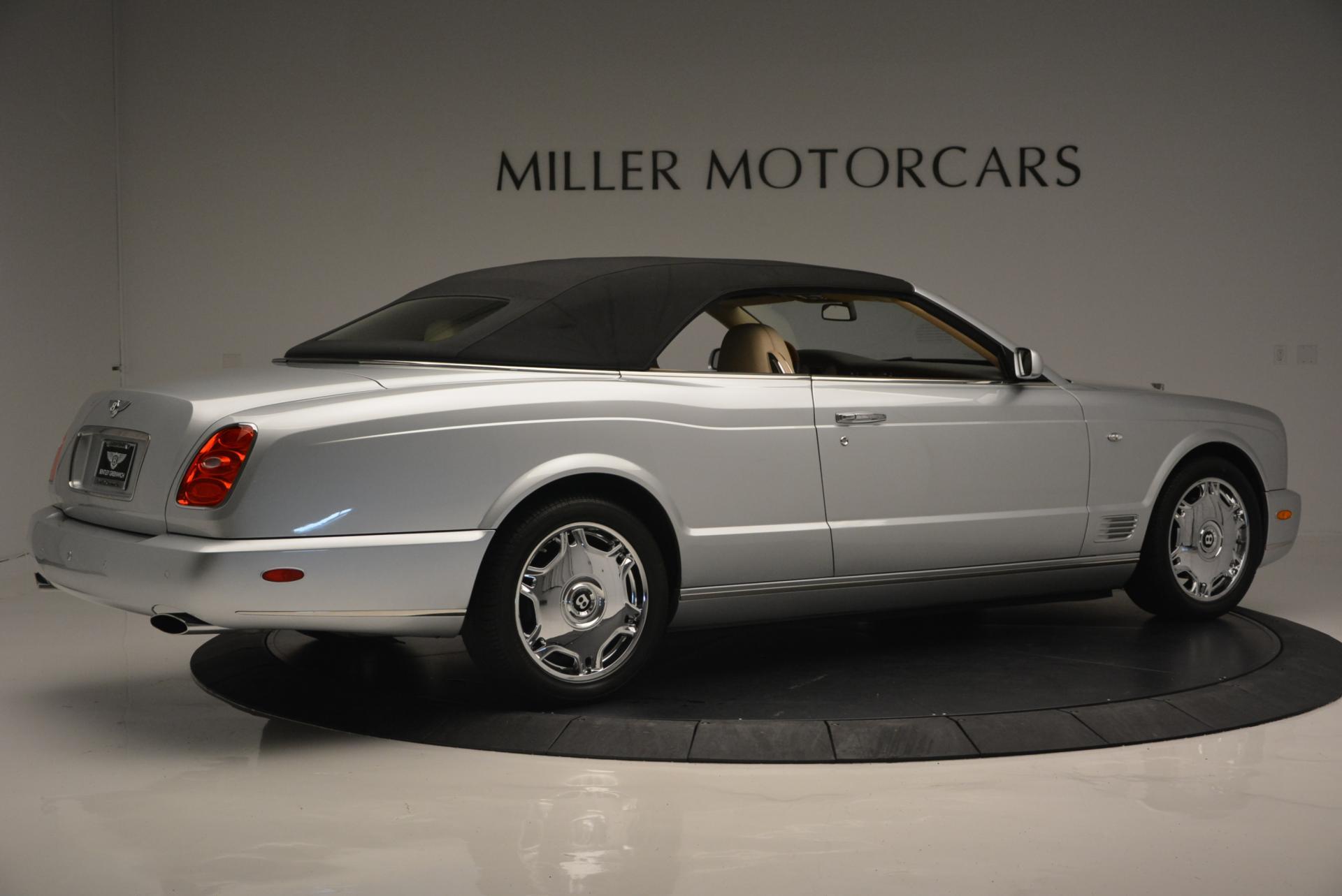 Used 2008 Bentley Azure  For Sale In Westport, CT 12_p25