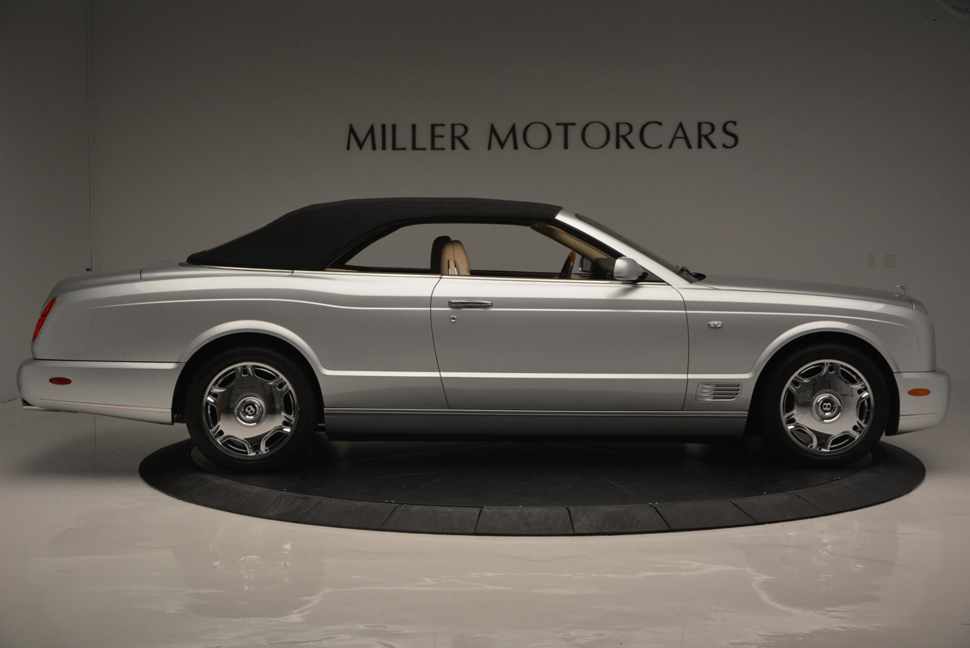 Used 2008 Bentley Azure  For Sale In Westport, CT 12_p26