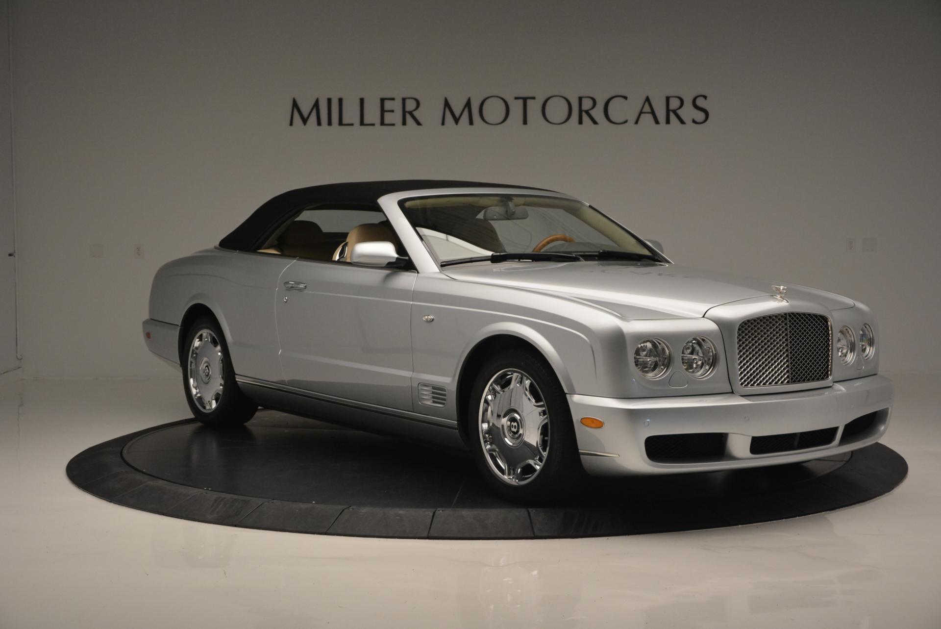 Used 2008 Bentley Azure  For Sale In Westport, CT 12_p28