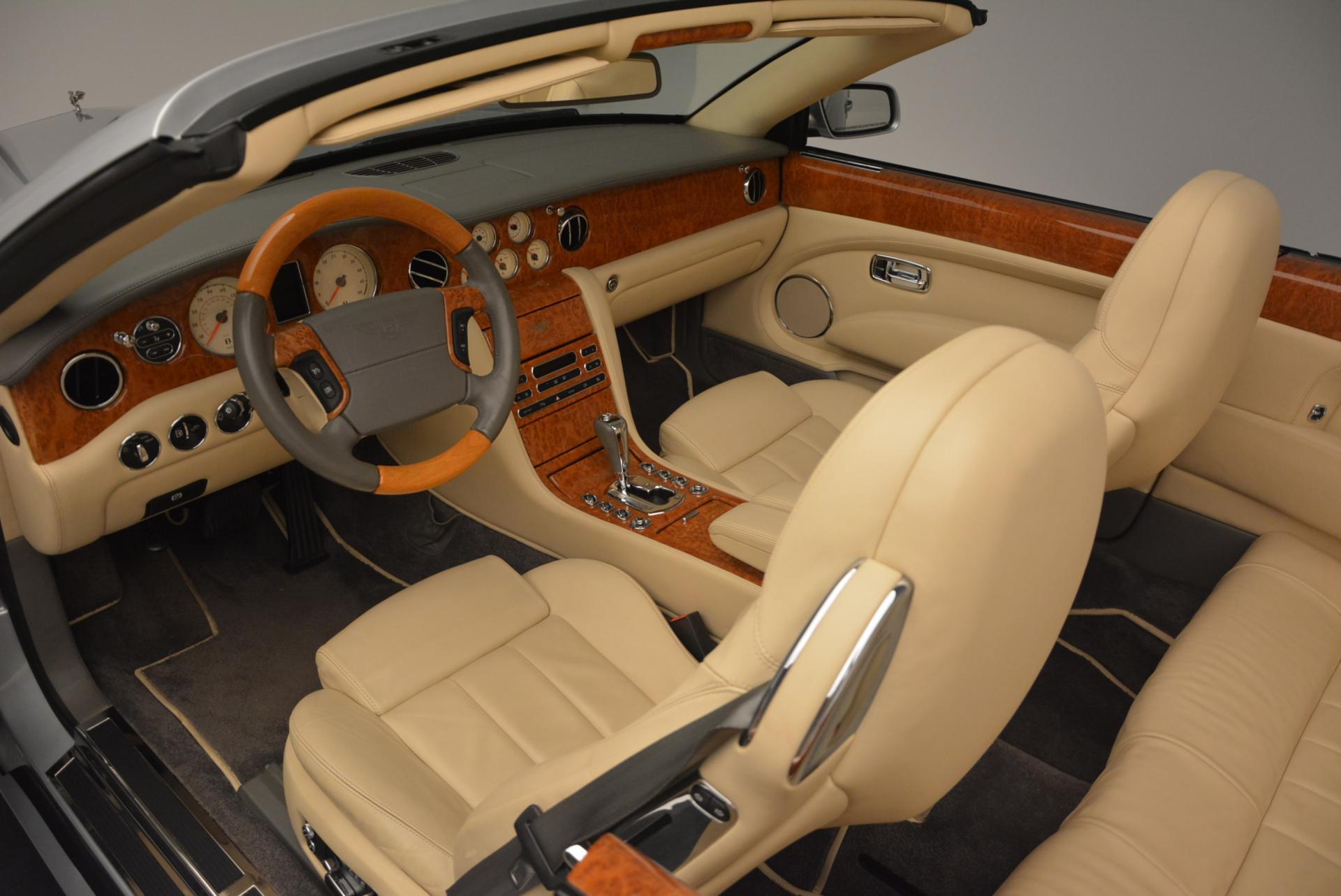 Used 2008 Bentley Azure  For Sale In Westport, CT 12_p36