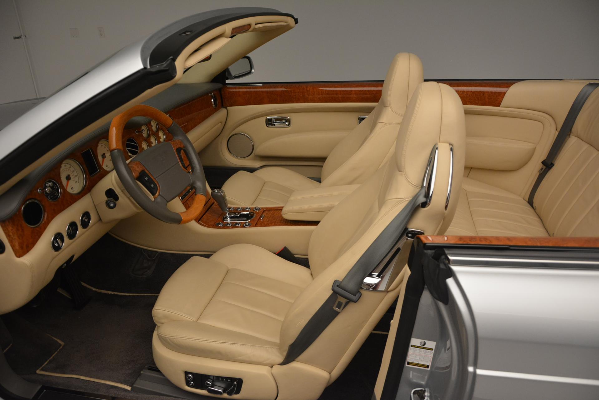 Used 2008 Bentley Azure  For Sale In Westport, CT 12_p37