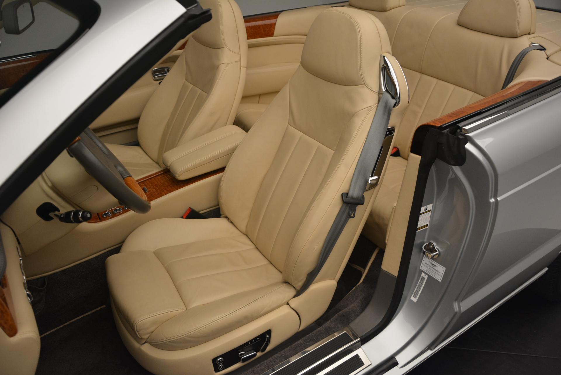 Used 2008 Bentley Azure  For Sale In Westport, CT 12_p38