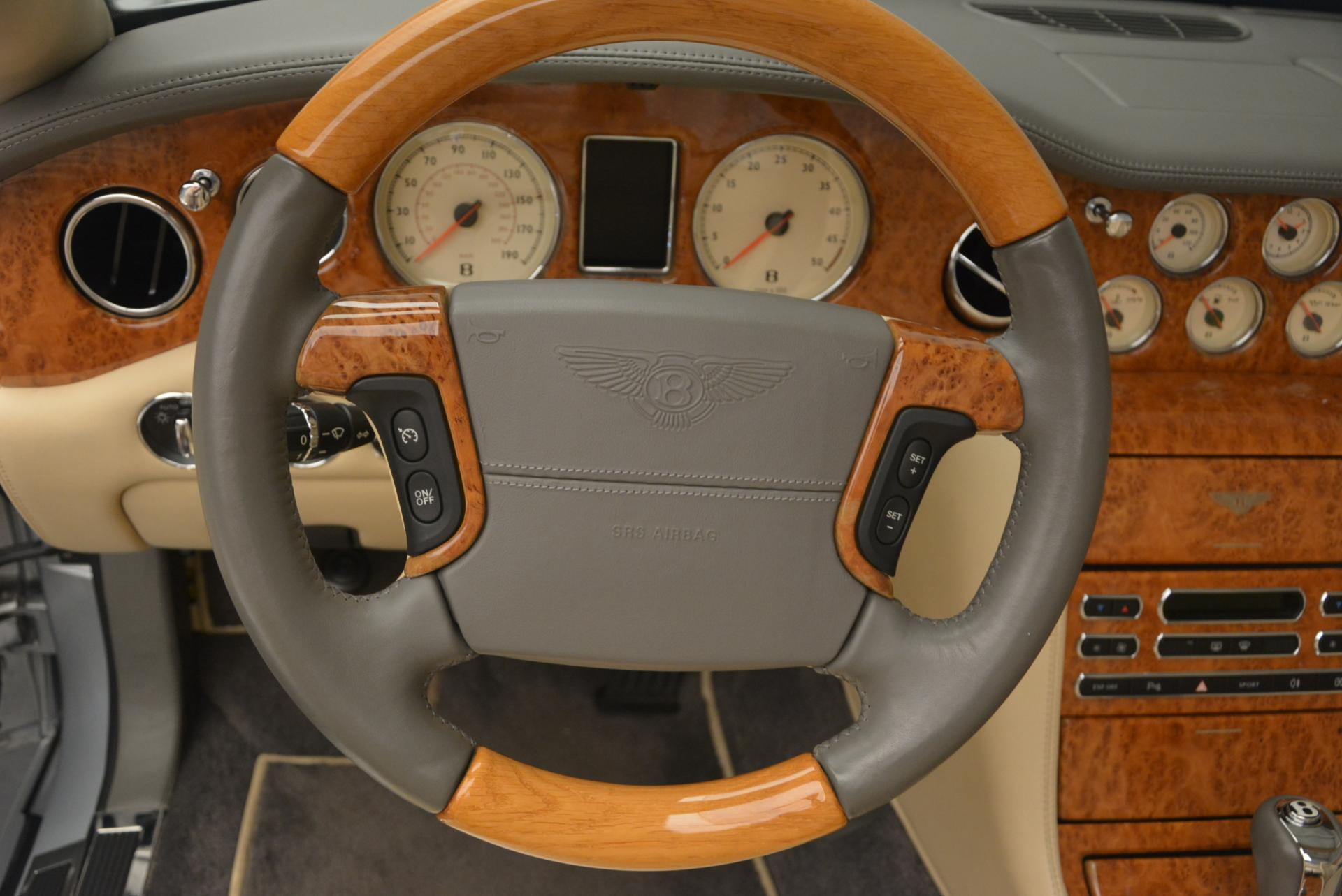 Used 2008 Bentley Azure  For Sale In Westport, CT 12_p43