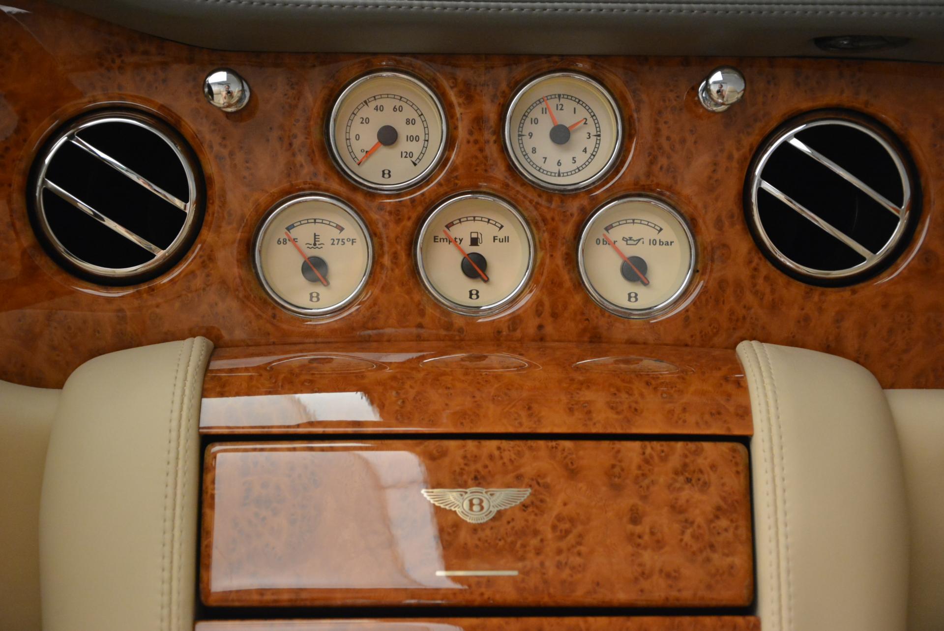 Used 2008 Bentley Azure  For Sale In Westport, CT 12_p46