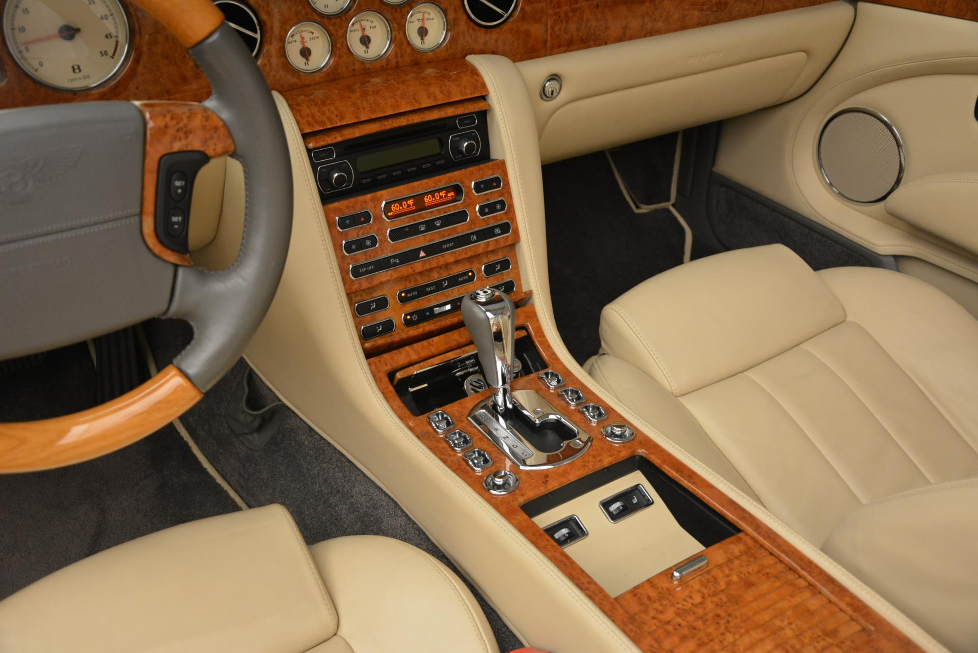 Used 2008 Bentley Azure  For Sale In Westport, CT 12_p49