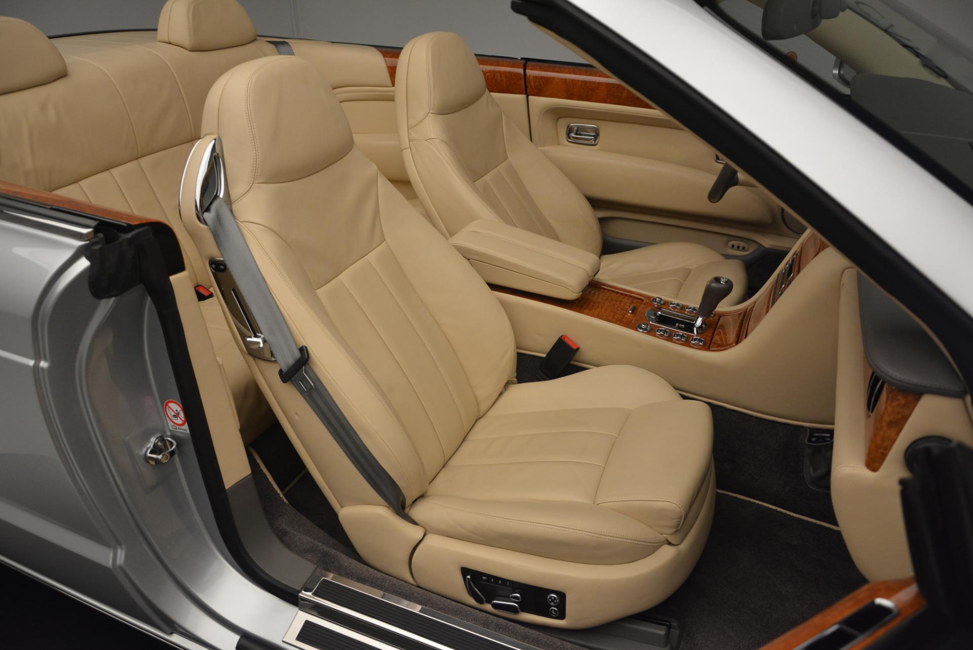 Used 2008 Bentley Azure  For Sale In Westport, CT 12_p52