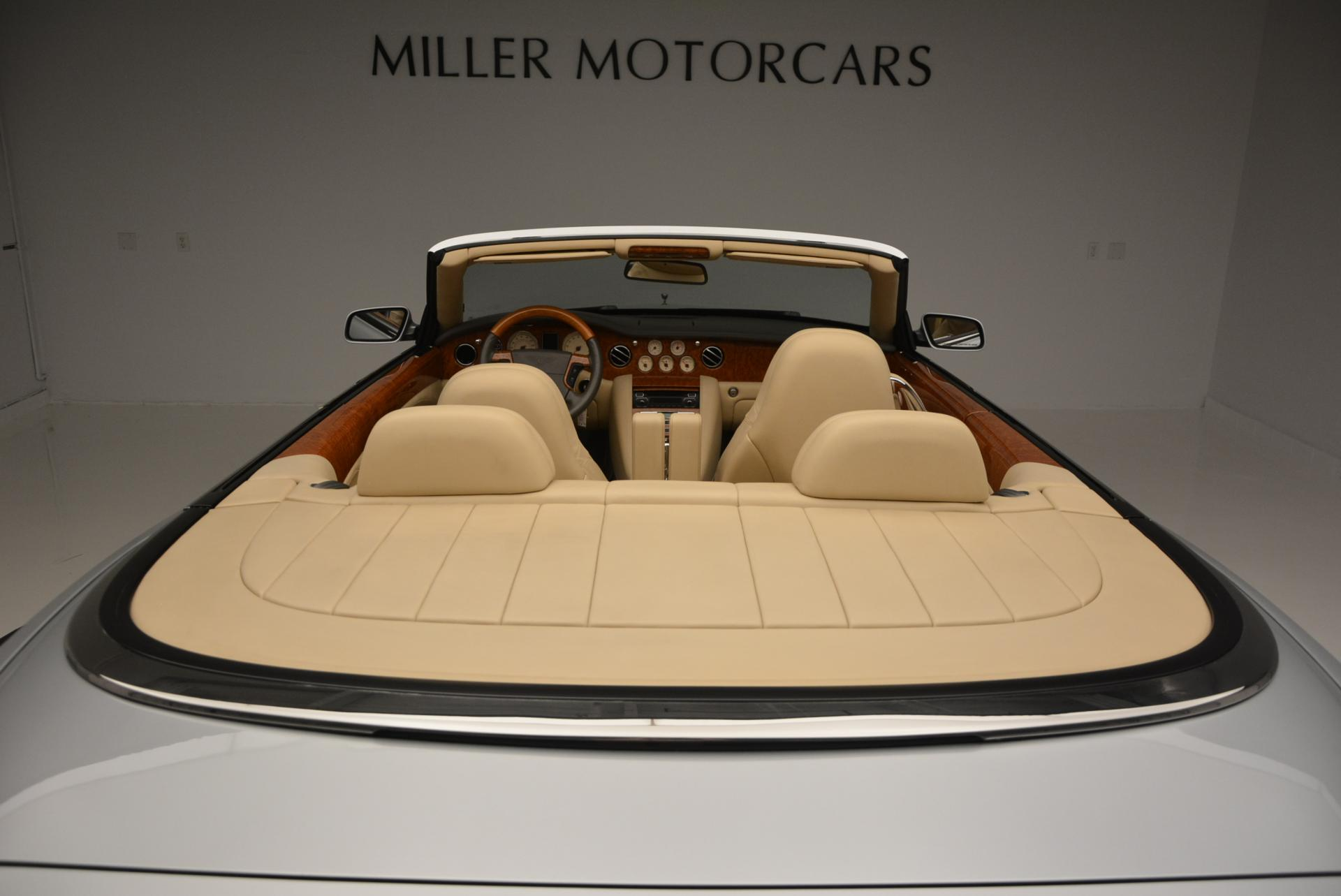 Used 2008 Bentley Azure  For Sale In Westport, CT 12_p55