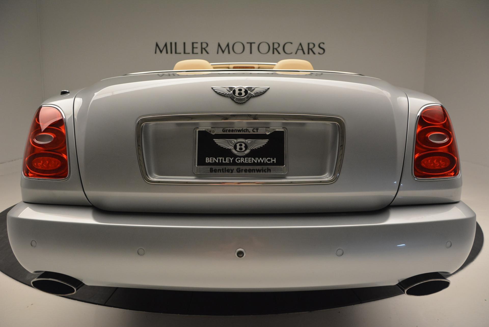 Used 2008 Bentley Azure  For Sale In Westport, CT 12_p56