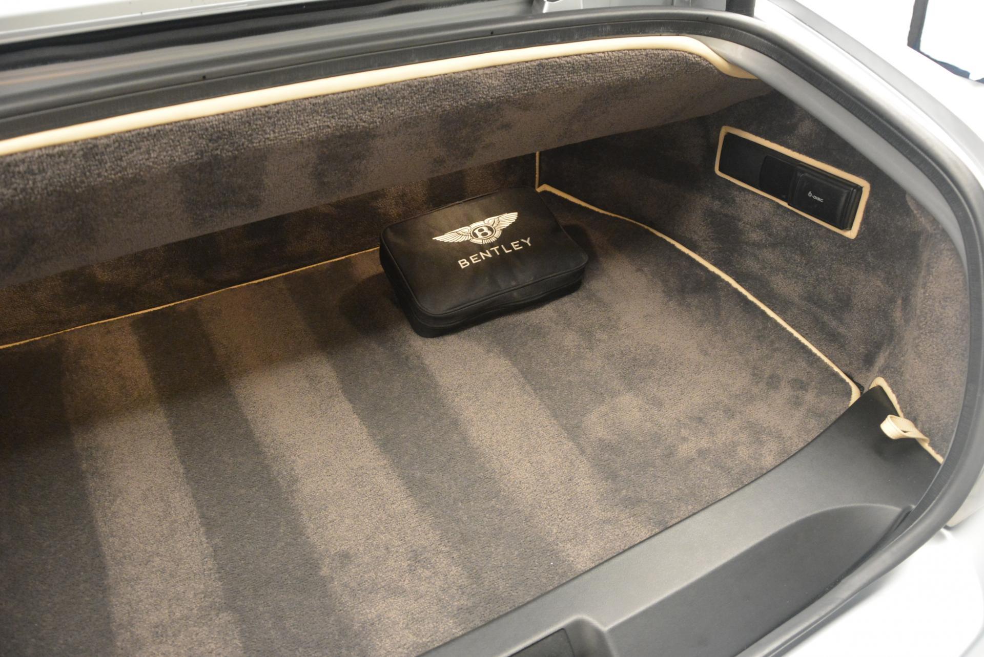Used 2008 Bentley Azure  For Sale In Westport, CT 12_p58