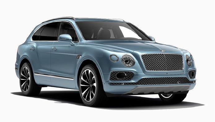 Used 2017 Bentley Bentayga  For Sale In Westport, CT 1200_main