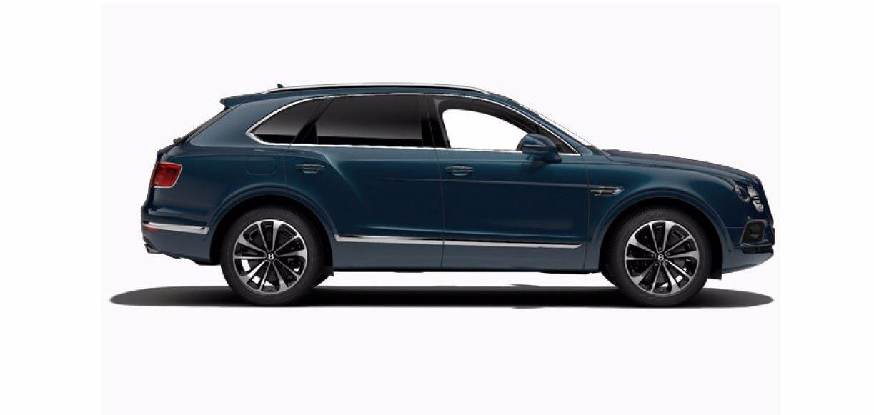 Used 2017 Bentley Bentayga W12 For Sale In Westport, CT 1201_p3