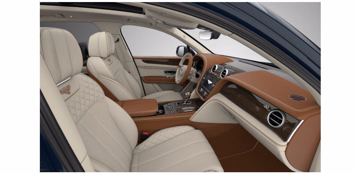 Used 2017 Bentley Bentayga W12 For Sale In Westport, CT 1201_p6