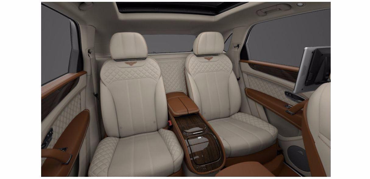 Used 2017 Bentley Bentayga W12 For Sale In Westport, CT 1201_p8