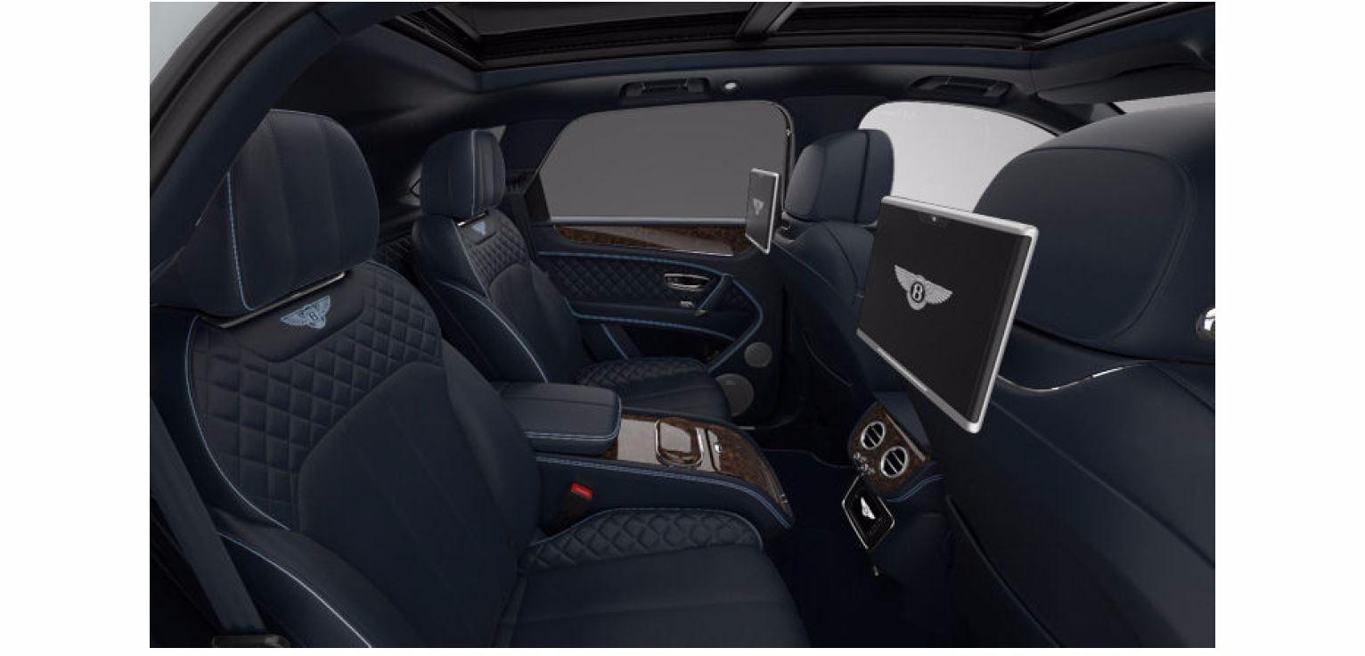 Used 2017 Bentley Bentayga W12 For Sale In Westport, CT 1202_p7