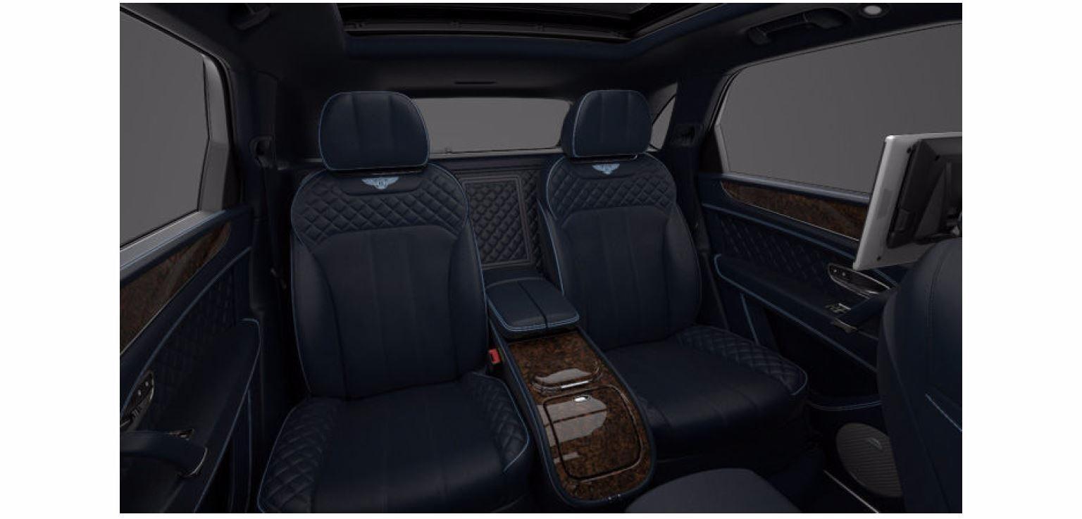 Used 2017 Bentley Bentayga W12 For Sale In Westport, CT 1202_p8