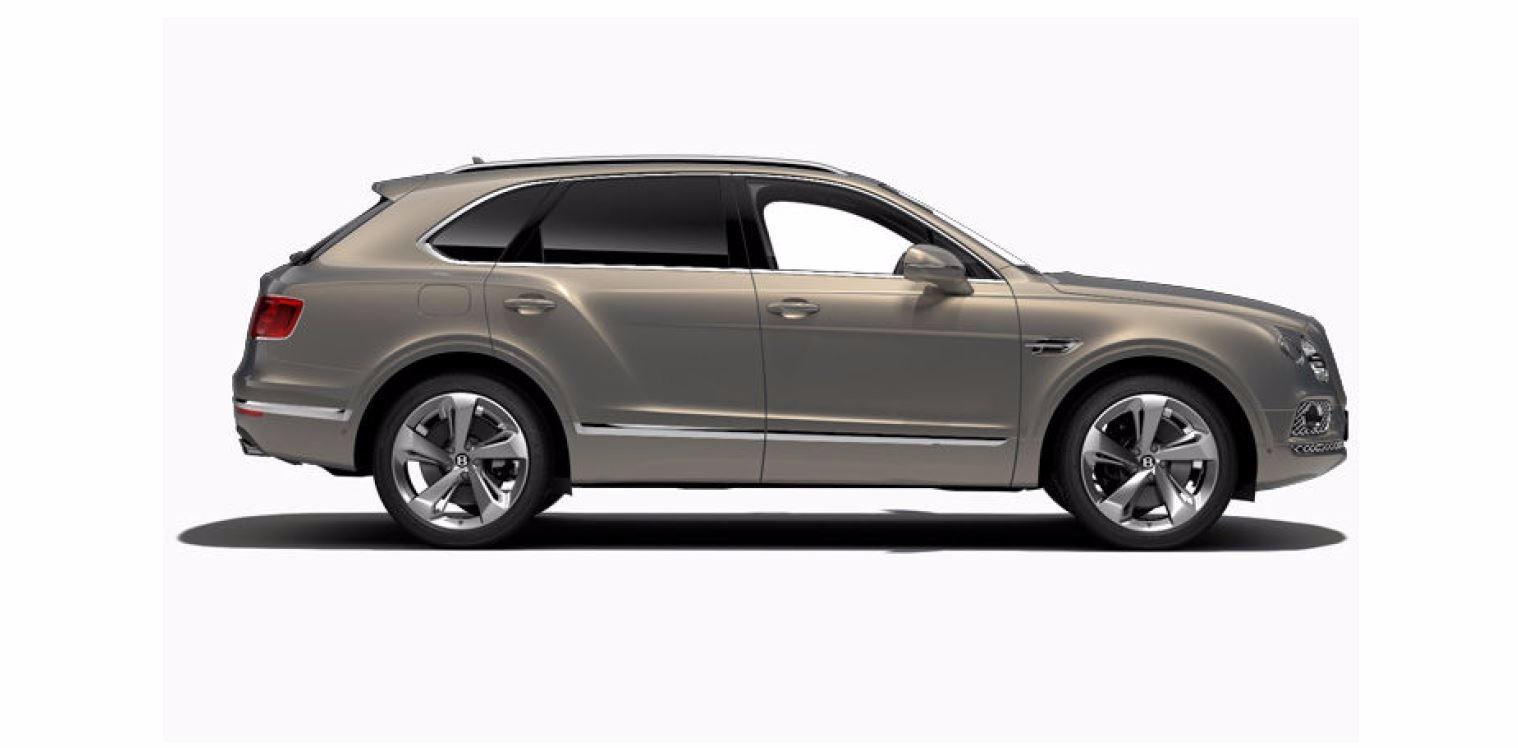 Used 2017 Bentley Bentayga W12 For Sale In Westport, CT 1203_p3