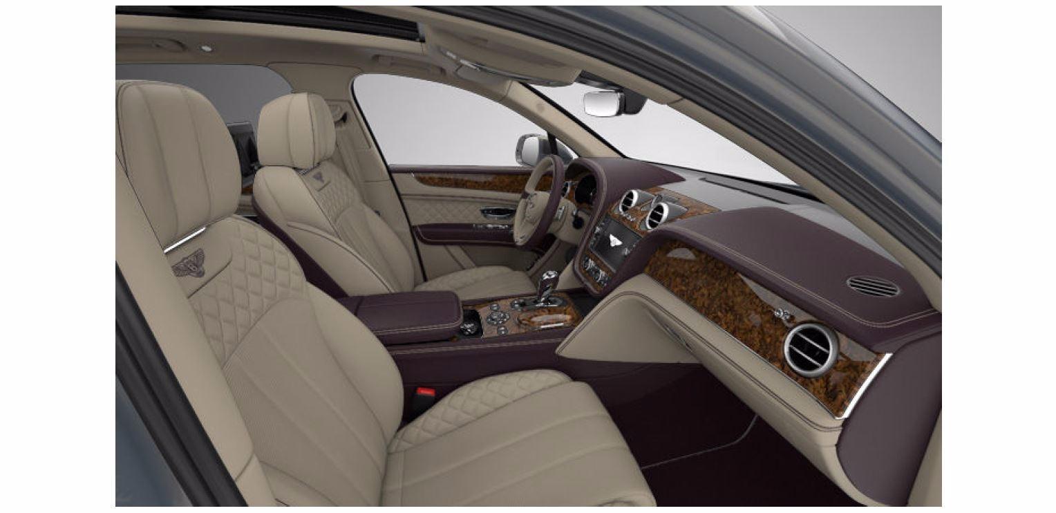 Used 2017 Bentley Bentayga W12 For Sale In Westport, CT 1203_p6