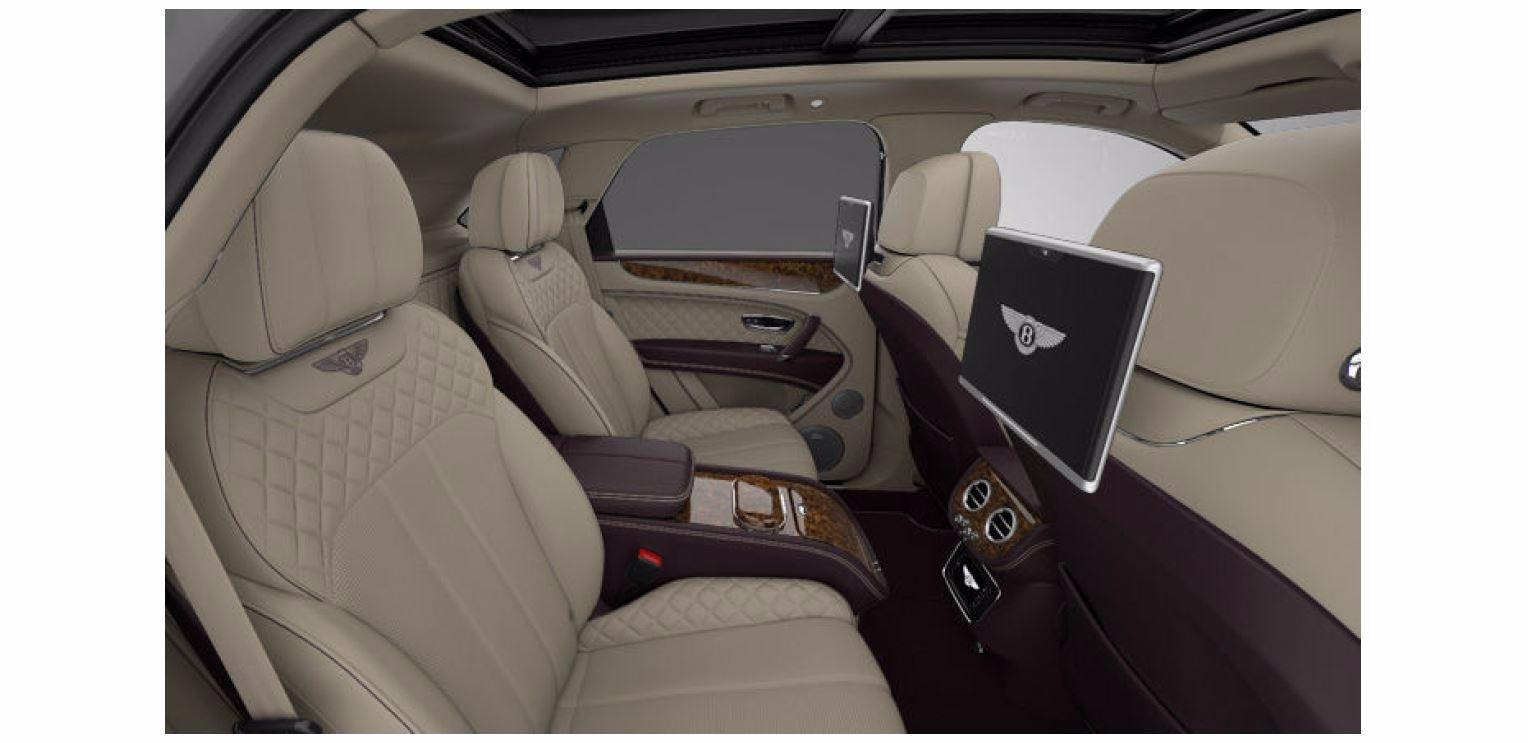Used 2017 Bentley Bentayga W12 For Sale In Westport, CT 1203_p7