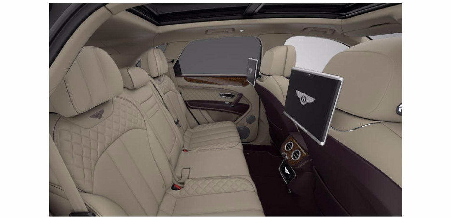 Used 2017 Bentley Bentayga W12 For Sale In Westport, CT 1204_p7