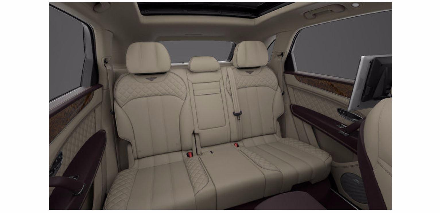 Used 2017 Bentley Bentayga W12 For Sale In Westport, CT 1204_p8