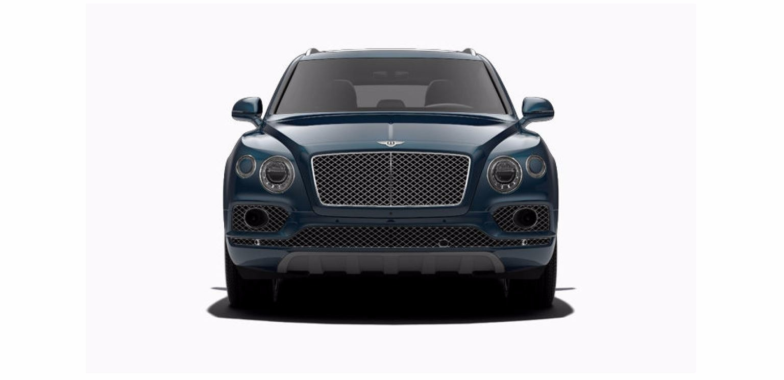 Used 2017 Bentley Bentayga W12 For Sale In Westport, CT 1206_p2