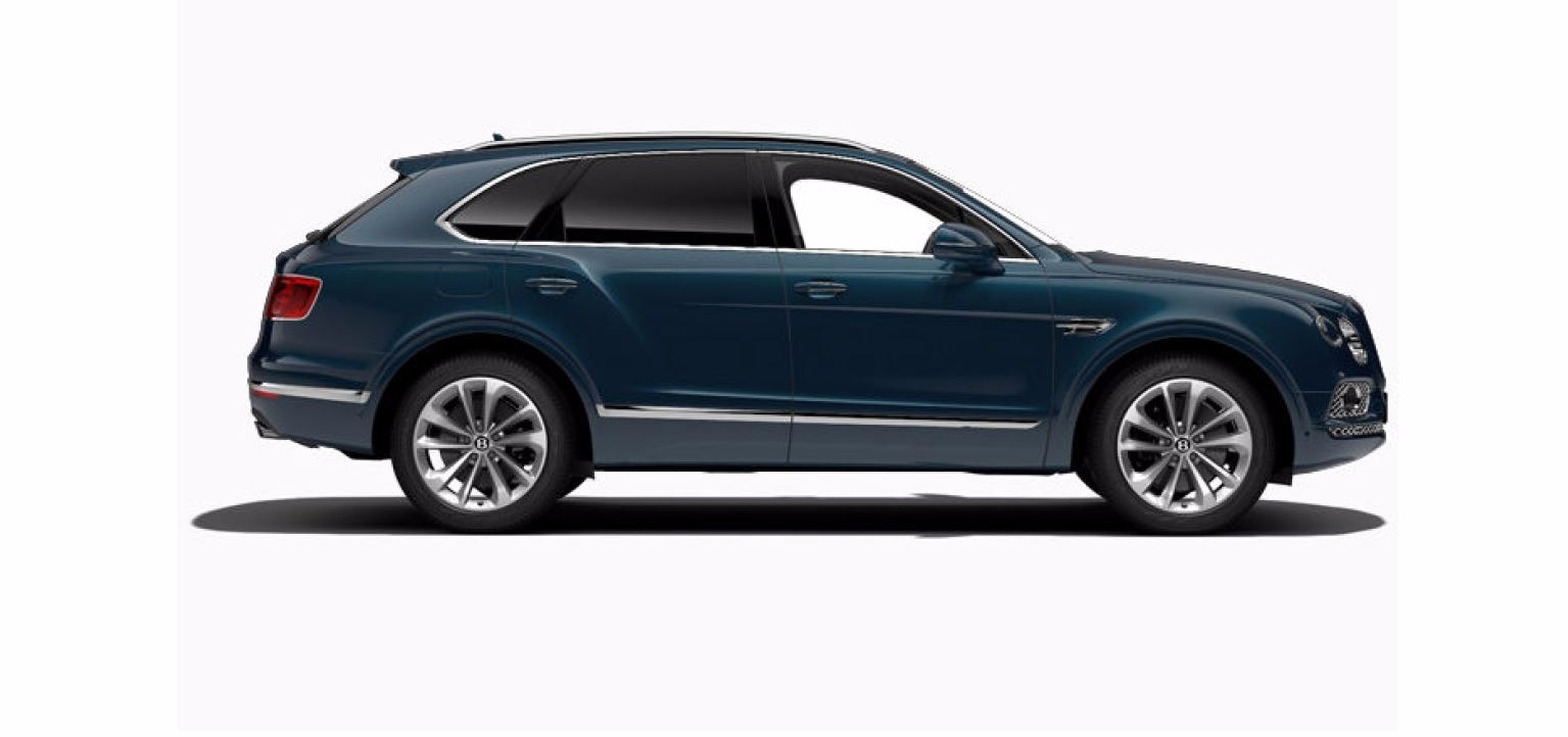 Used 2017 Bentley Bentayga W12 For Sale In Westport, CT 1206_p3