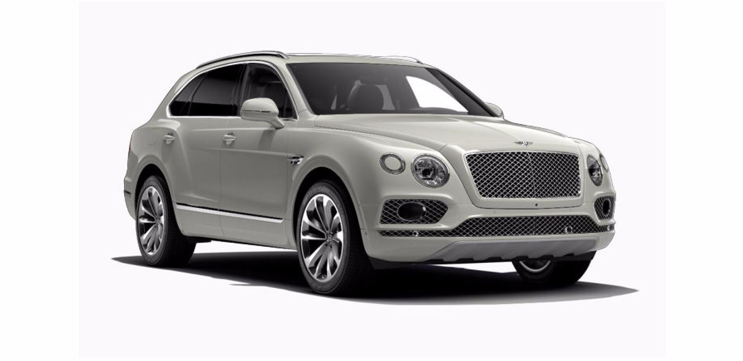 Used 2017 Bentley Bentayga W12 For Sale In Westport, CT 1207_main