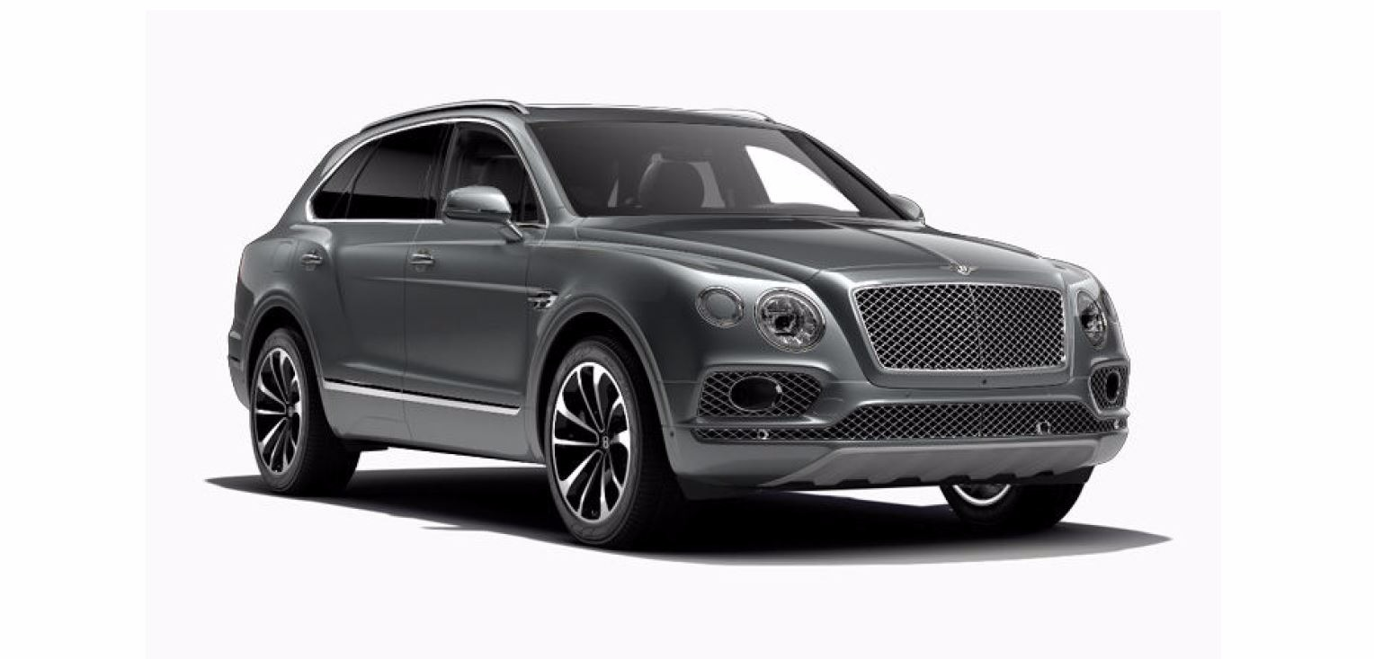Used 2017 Bentley Bentayga W12 For Sale In Westport, CT 1208_main