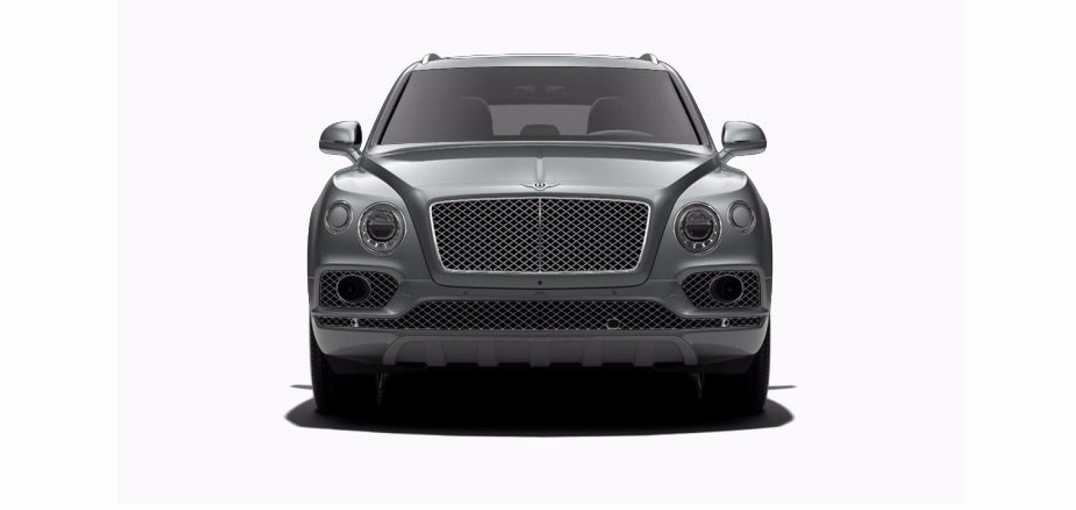 Used 2017 Bentley Bentayga W12 For Sale In Westport, CT 1208_p2