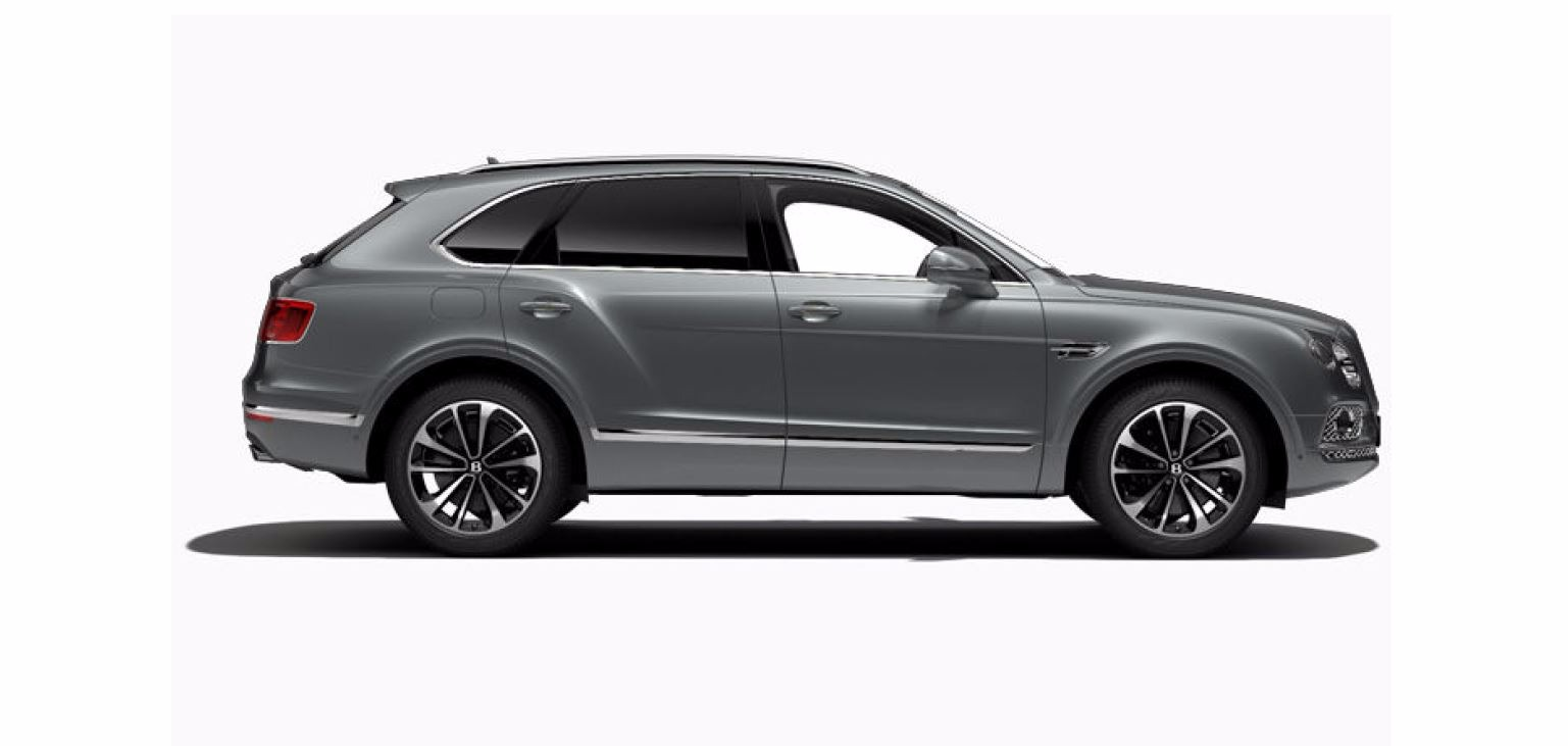 Used 2017 Bentley Bentayga W12 For Sale In Westport, CT 1208_p3