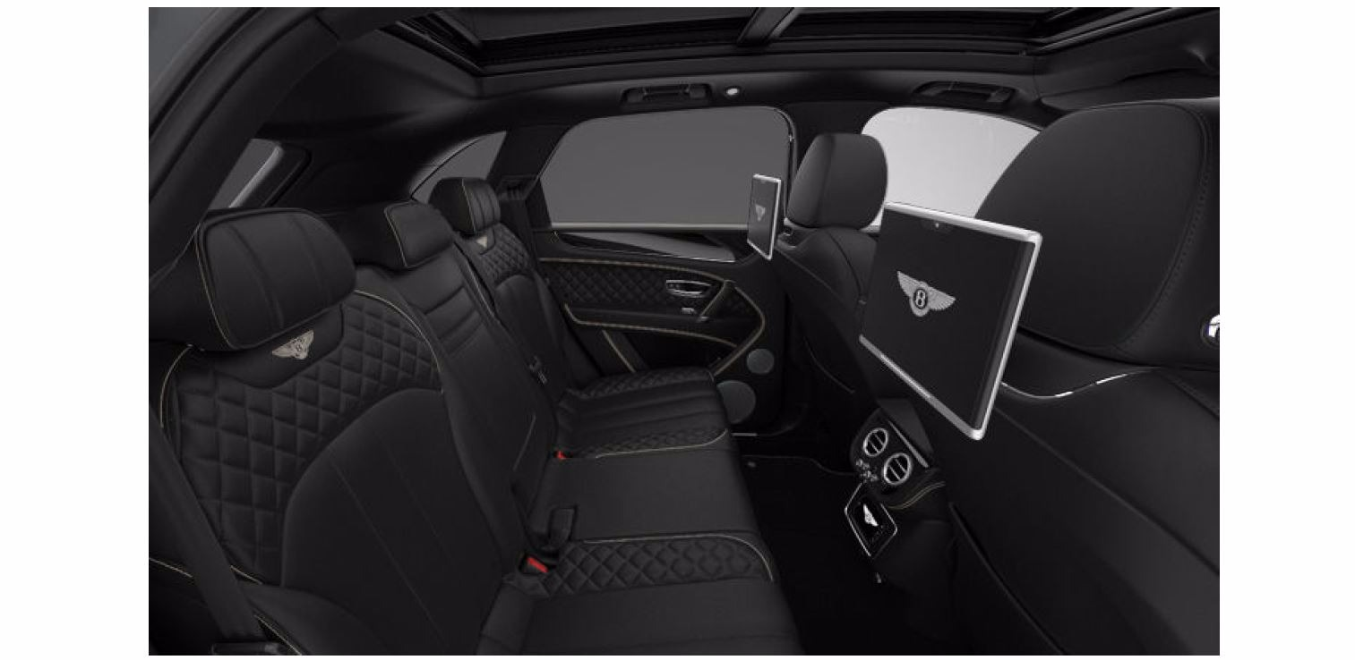 Used 2017 Bentley Bentayga W12 For Sale In Westport, CT 1208_p7