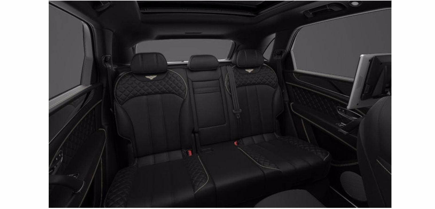 Used 2017 Bentley Bentayga W12 For Sale In Westport, CT 1208_p8