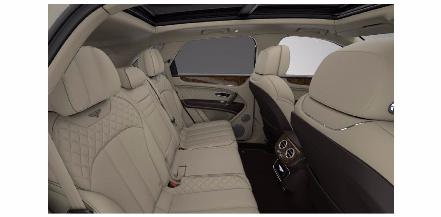 Used 2017 Bentley Bentayga W12 For Sale In Westport, CT 1209_p7