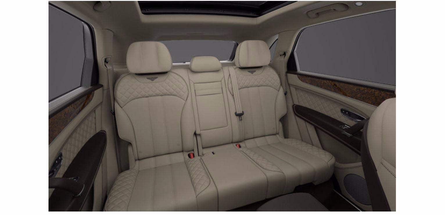 Used 2017 Bentley Bentayga W12 For Sale In Westport, CT 1209_p8