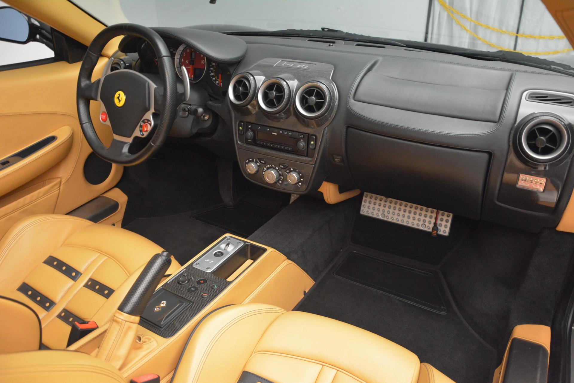 Used 2005 Ferrari F430 Spider F1 For Sale In Westport, CT 121_p29