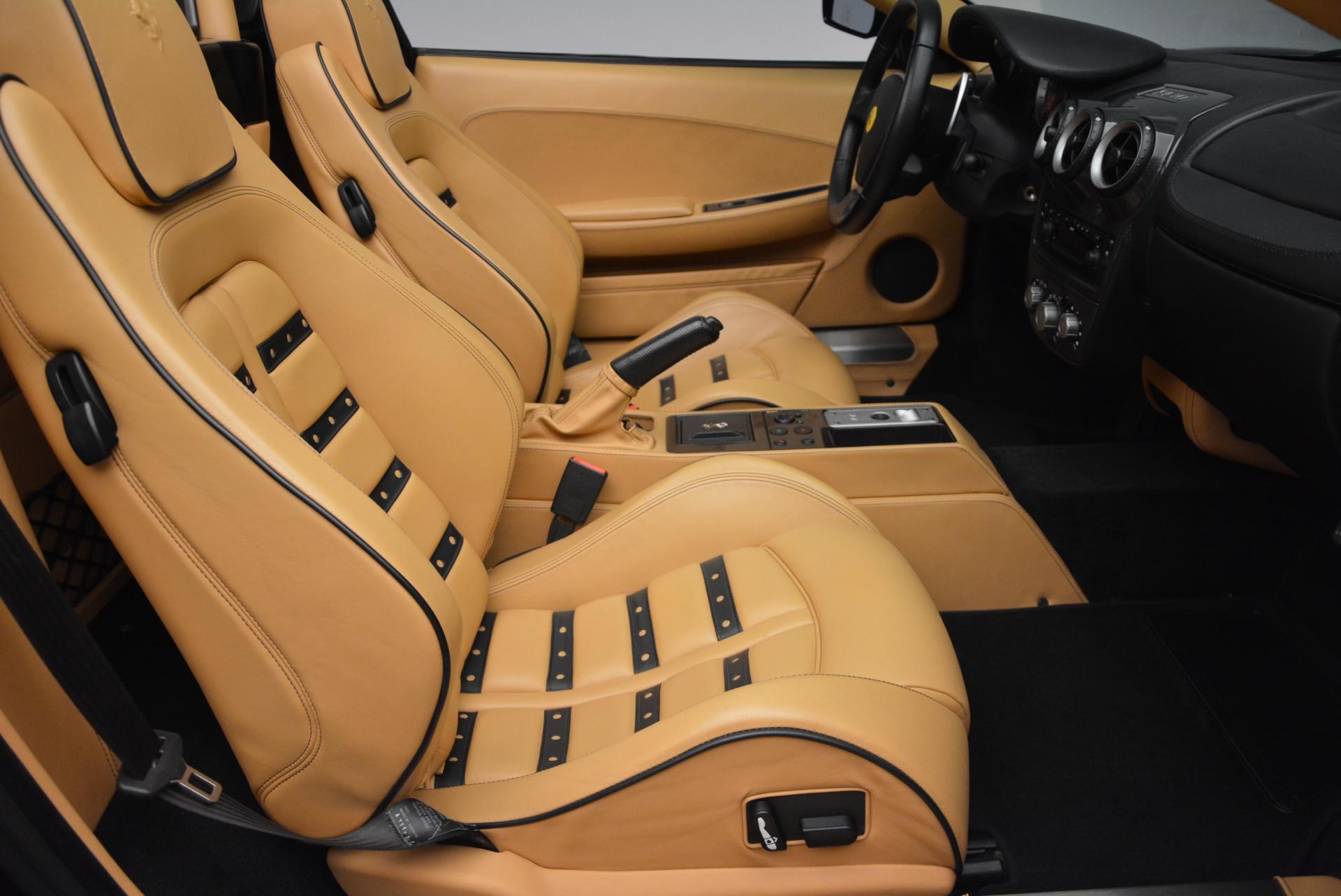 Used 2005 Ferrari F430 Spider F1 For Sale In Westport, CT 121_p30
