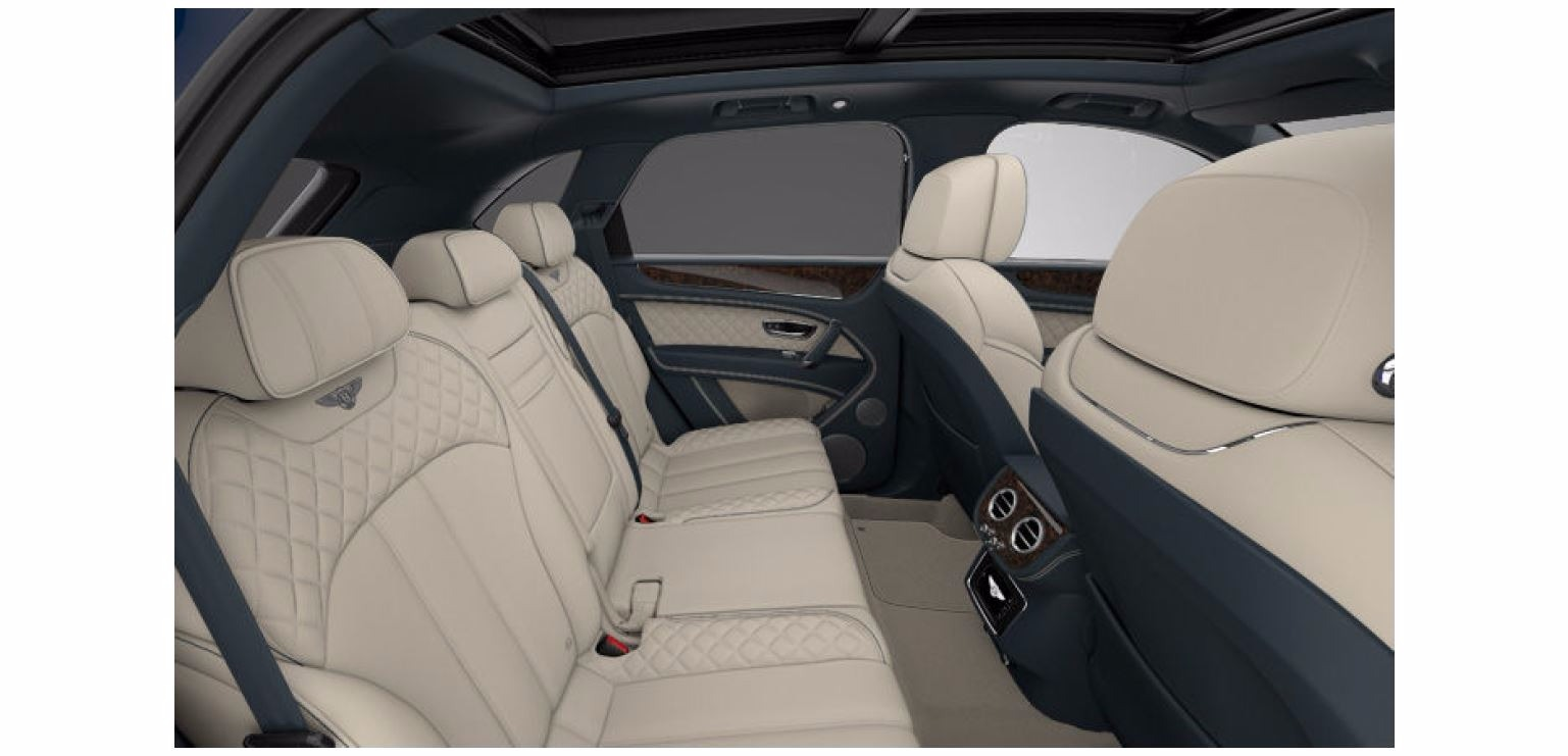 Used 2017 Bentley Bentayga W12 For Sale In Westport, CT 1210_p7
