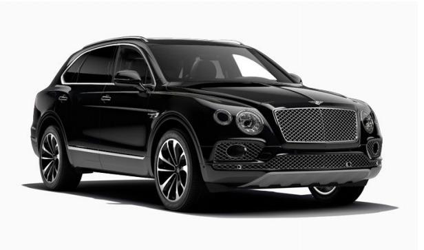 Used 2017 Bentley Bentayga  For Sale In Westport, CT 1211_main