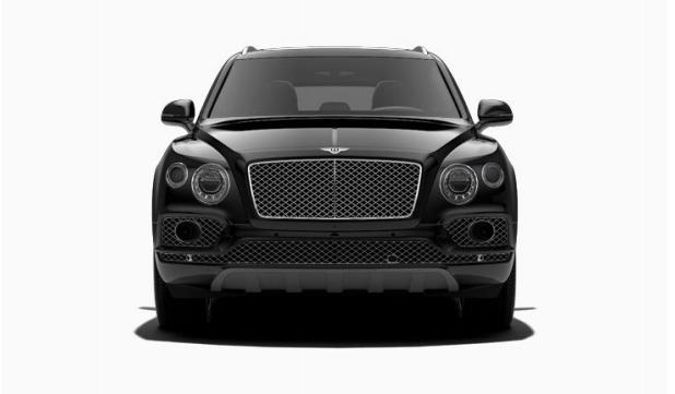 Used 2017 Bentley Bentayga  For Sale In Westport, CT 1211_p2
