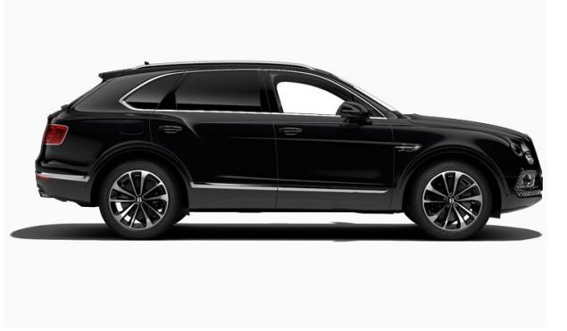 Used 2017 Bentley Bentayga  For Sale In Westport, CT 1211_p3