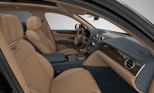 Used 2017 Bentley Bentayga  For Sale In Westport, CT 1211_p6